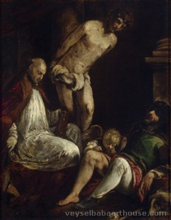 Jacopo Bassano Jacopo da Ponte