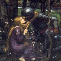 johnwilliamwaterhouse60labelledamesansmercistudy.jpg